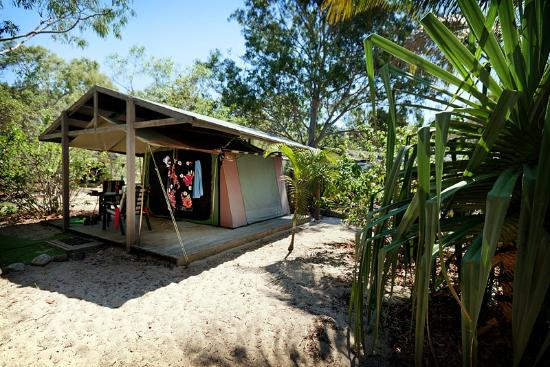 Great Keppel Island Holiday Village: tent
