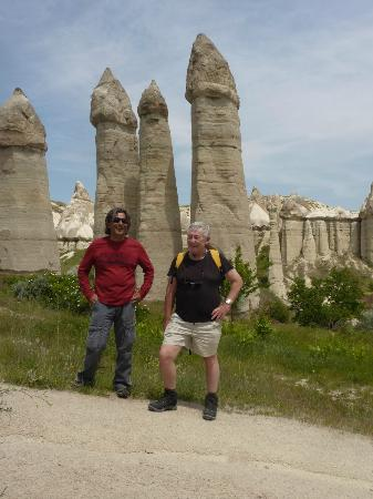 Takaev Cave Hotel & Guest House: Ballades Love vallée