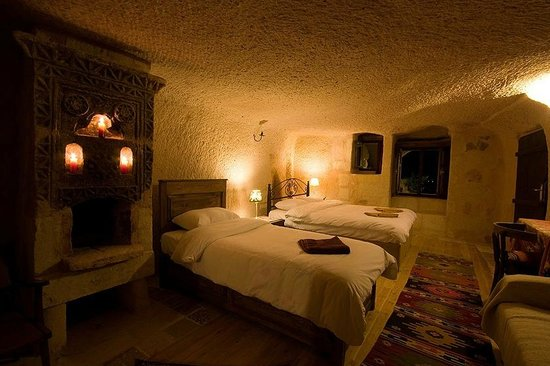Takaev Cave Hotel : Kaya Suite