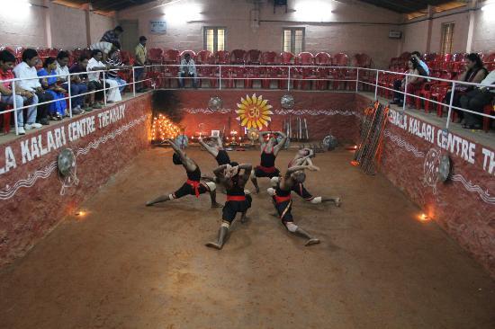 Kadathanadan Kalari  & Navarasa Kathakali: Martial Arts