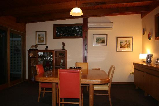 Boolambayte, Australia: Dining Room