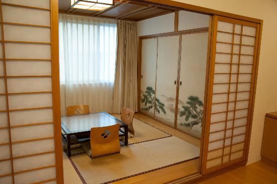 Hotel Tainan: 本格的な和室です ただし少し古い感じはあります