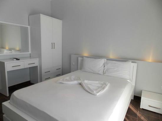 Dhermi, Albania: Double room