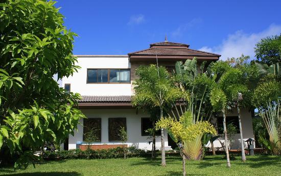 Phuket Cleanse: villa