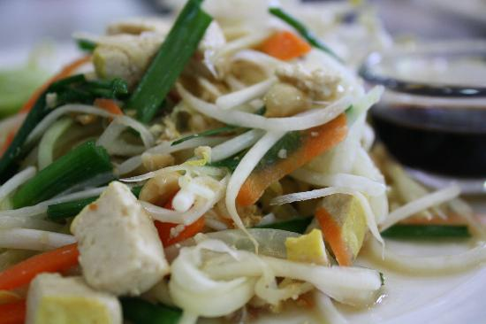 Phuket Cleanse: delicious food!