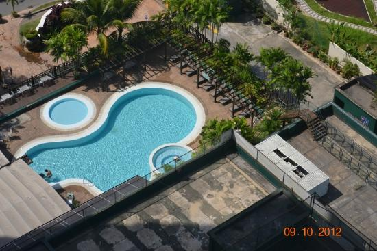 The ZON All Suites Residences: Pool