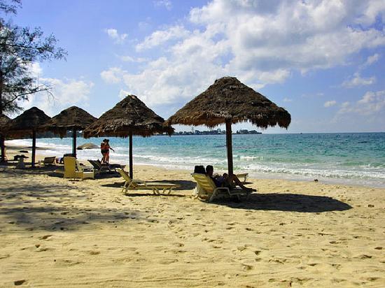 Cambodia: Sihanoukville Beach