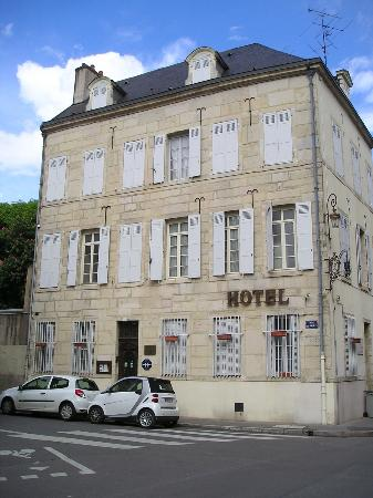 hotel du palais ab chf 72 c h f 8 8 bewertungen fotos preisvergleich dijon. Black Bedroom Furniture Sets. Home Design Ideas