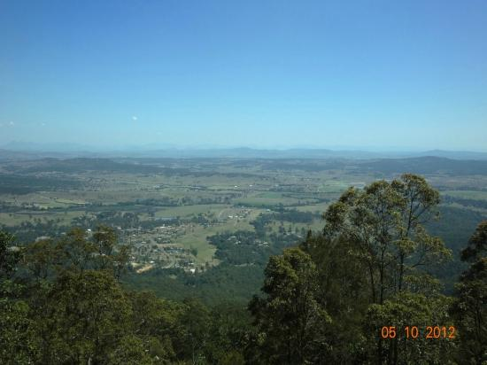 Southern Cross 4WD Tours: View view