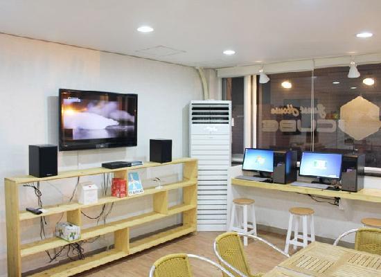 Guesthouse CUBE: 공동시설