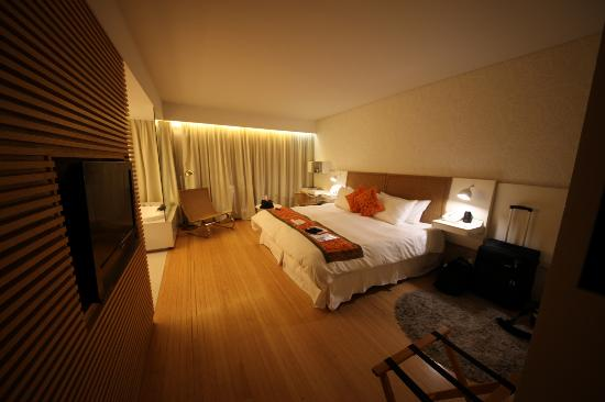 Casa Calma Hotel: Our room