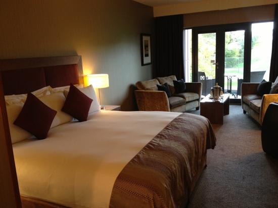 Kingsmills Hotel: Retreat room
