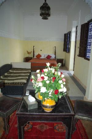 Riad Abaca Badra: chambre Zagora