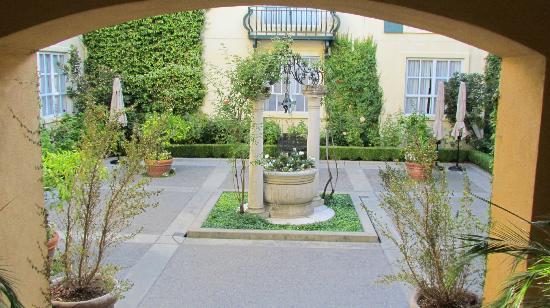 Lafayette Park Hotel & Spa: Classy Hotel