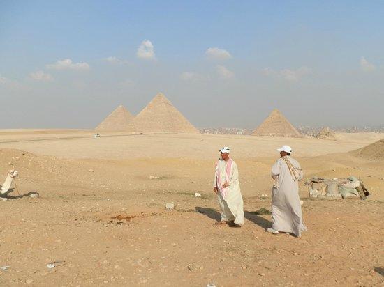 Best Egypt Shore Excursions: Gizeh
