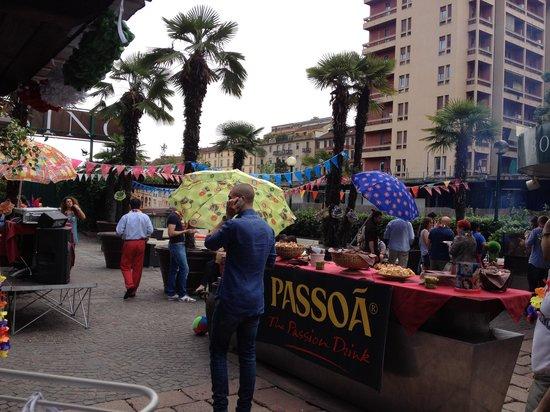 Milan, Italy: L'estate al Bobino Club......