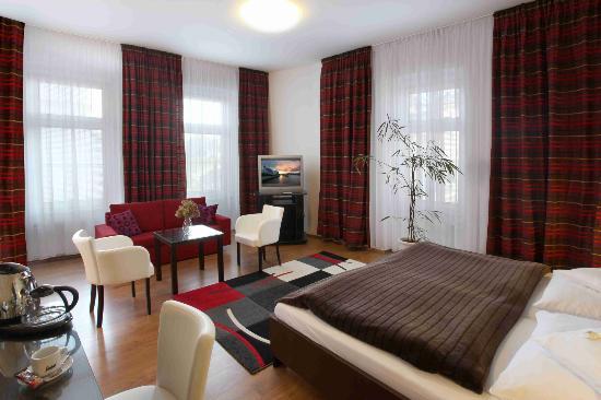 Hotel Trinity: De luxe room