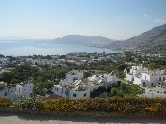 Hotel Ziakis: Wonderful view