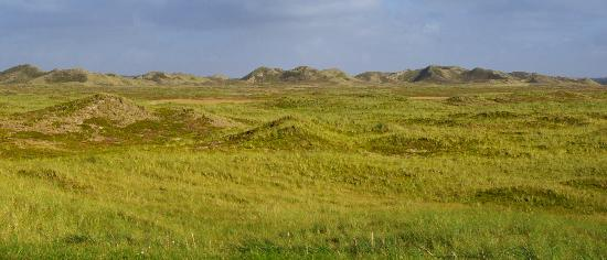 Thisted, Dänemark: Landscape of Thy national Park