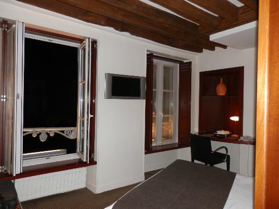 سيليكت هوتل - ريف جوش: chambre simple 4e étage 