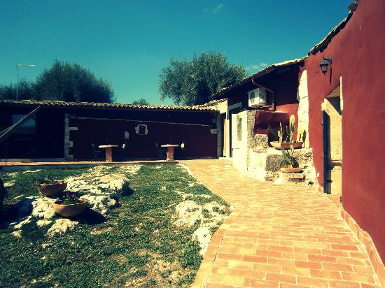 Agriturismo Agrimilo: Very beautiful place...