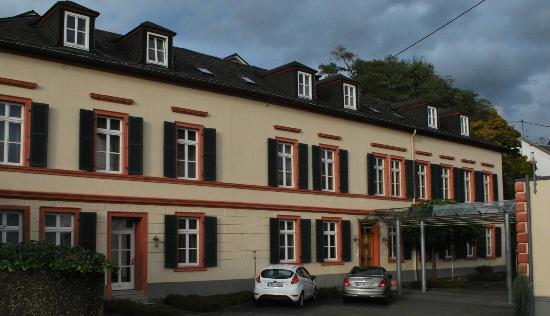 Villa Sayn Hotel-Restaurant: Hotelansicht