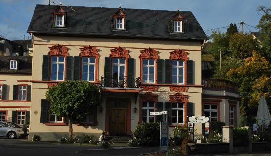 Hotel-Restaurant Villa Sayn: Restaurantansicht