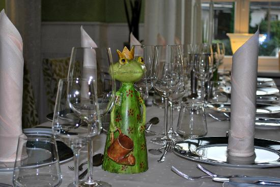 Hotel-Restaurant Villa Sayn: Speisesaal