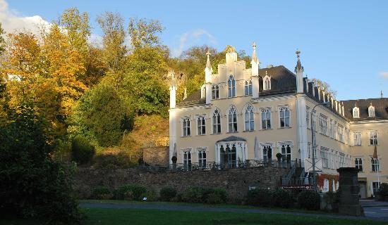 Hotel-Restaurant Villa Sayn: Schloss Sayn
