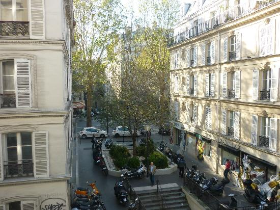 Bastille de Launay Hotel: view from room