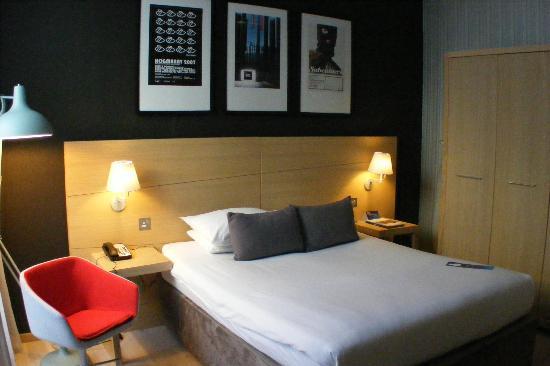 Radisson Blu Hotel, Glasgow: Room