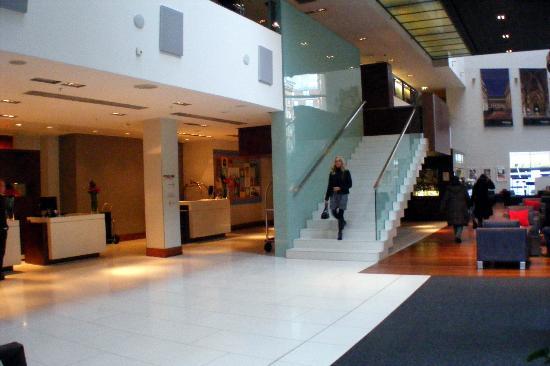 Radisson Blu Hotel, Glasgow: Entrance