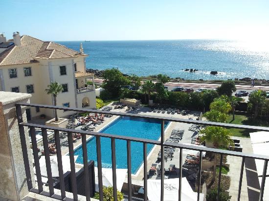 جراند ريال فيلا إيطاليا: View from the balcony - third floor 