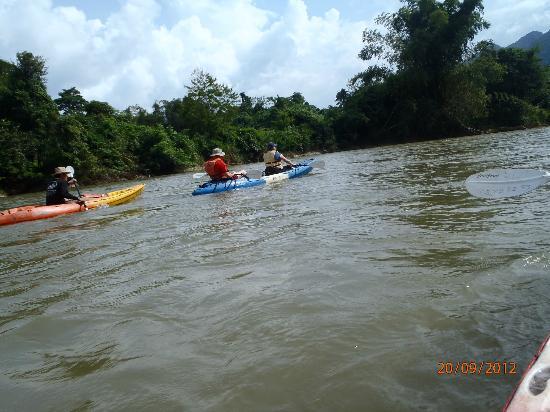 VLT Natural Tours: Kayaking