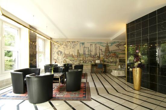 Derag Livinghotel Appartements Johann Wolfgang: lobby
