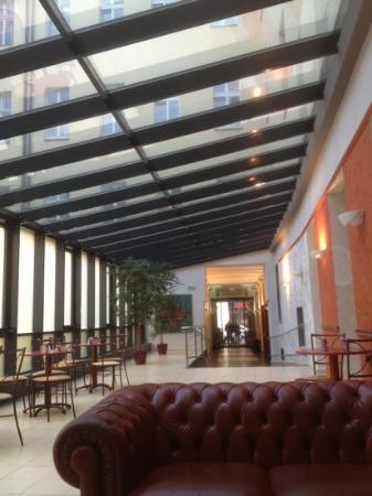 Hotel Caesar Prague: Lobby of Hotel Caesar