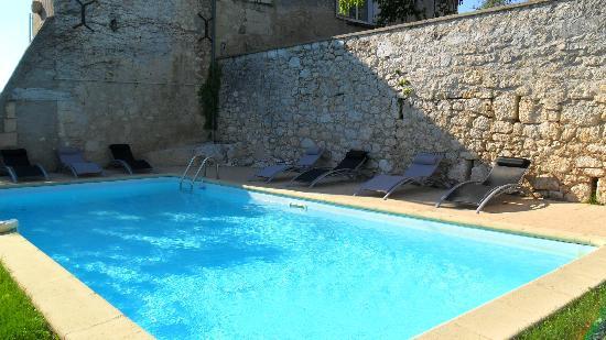 Domaine les Jourdis: pool