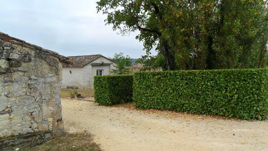 Domaine les Jourdis: gardens