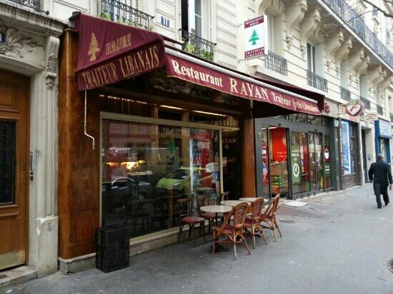 Restaurant Halal Pres De La Tour Eiffel
