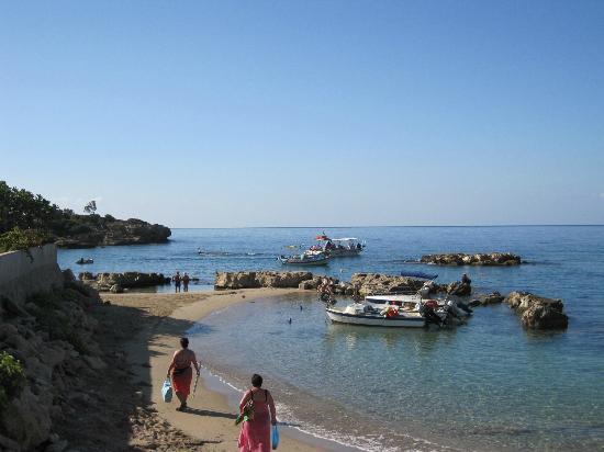 Plakia Beach: Agios Thomas Beach