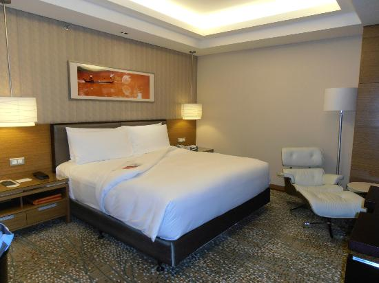 InterContinental Saigon Hotel : Bedroom