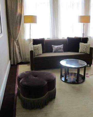 Fairmont Peace Hotel: Signature Suite - Schlafzimmer