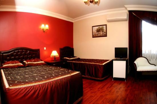 The Sunrise Hotel : room