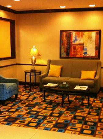 Holiday Inn Express Hotel & Suites Youngstown W - I-80 Niles Area: The lobby