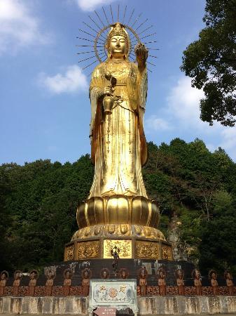 Mt. Hoju Daikannonji Temple: 大観音寺