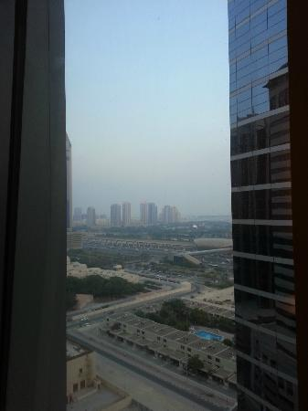 Media One Hotel Dubai: Window View