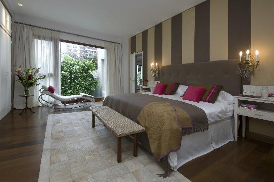 HUB PORTENO: Grand Suite room