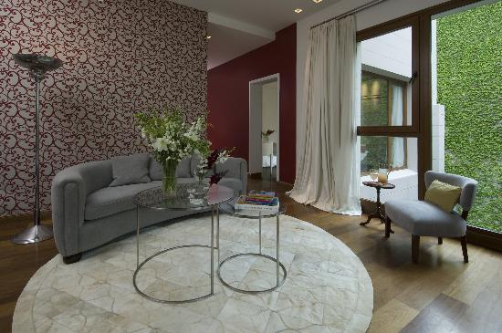 HUB PORTENO: Grand Suite