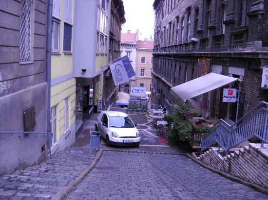 كارلتون هوتل بودابست: The hotel 