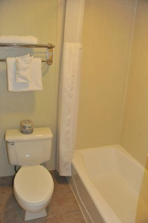 BEST WESTERN PLUS High Country Inn: salle de bain